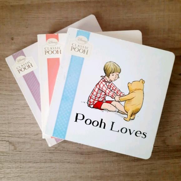 Classic Pooh Board Books